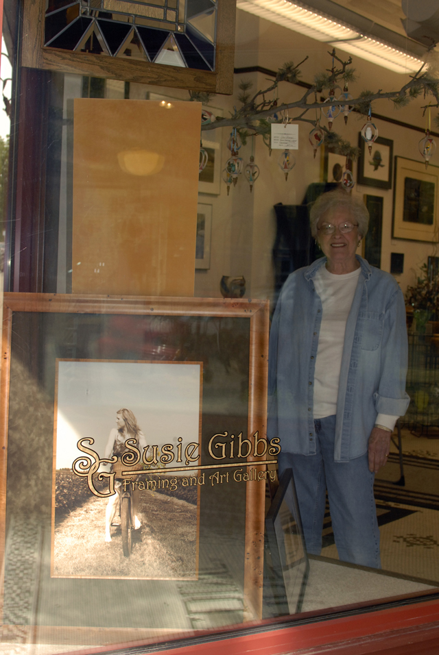 Owner Susie Gibbs